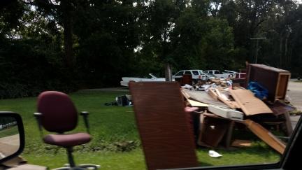 Louisiana flood clean up 3
